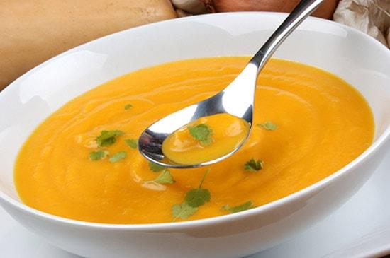 Jantar sopa emagrece