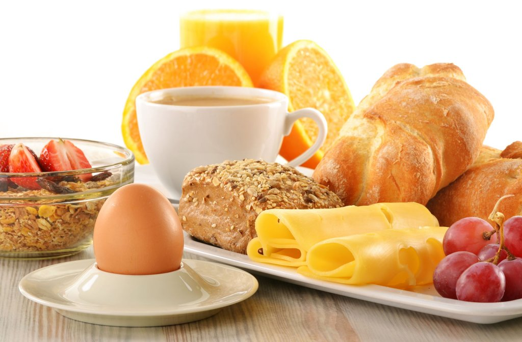 Tomar o pequeno-almoço reduz em 50% o risco de sofrer de obesidade 2