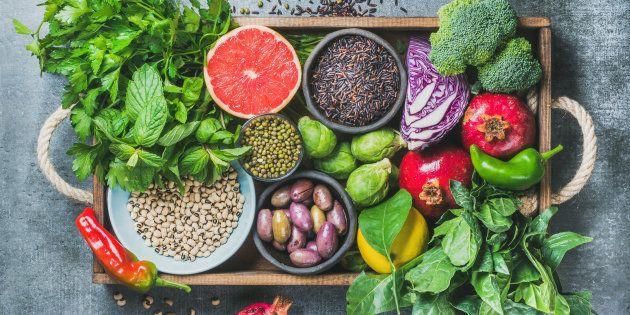 Regras de uma alimentação saudável 1