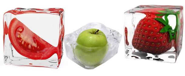 Alimentos congelados - sim ou não? 1