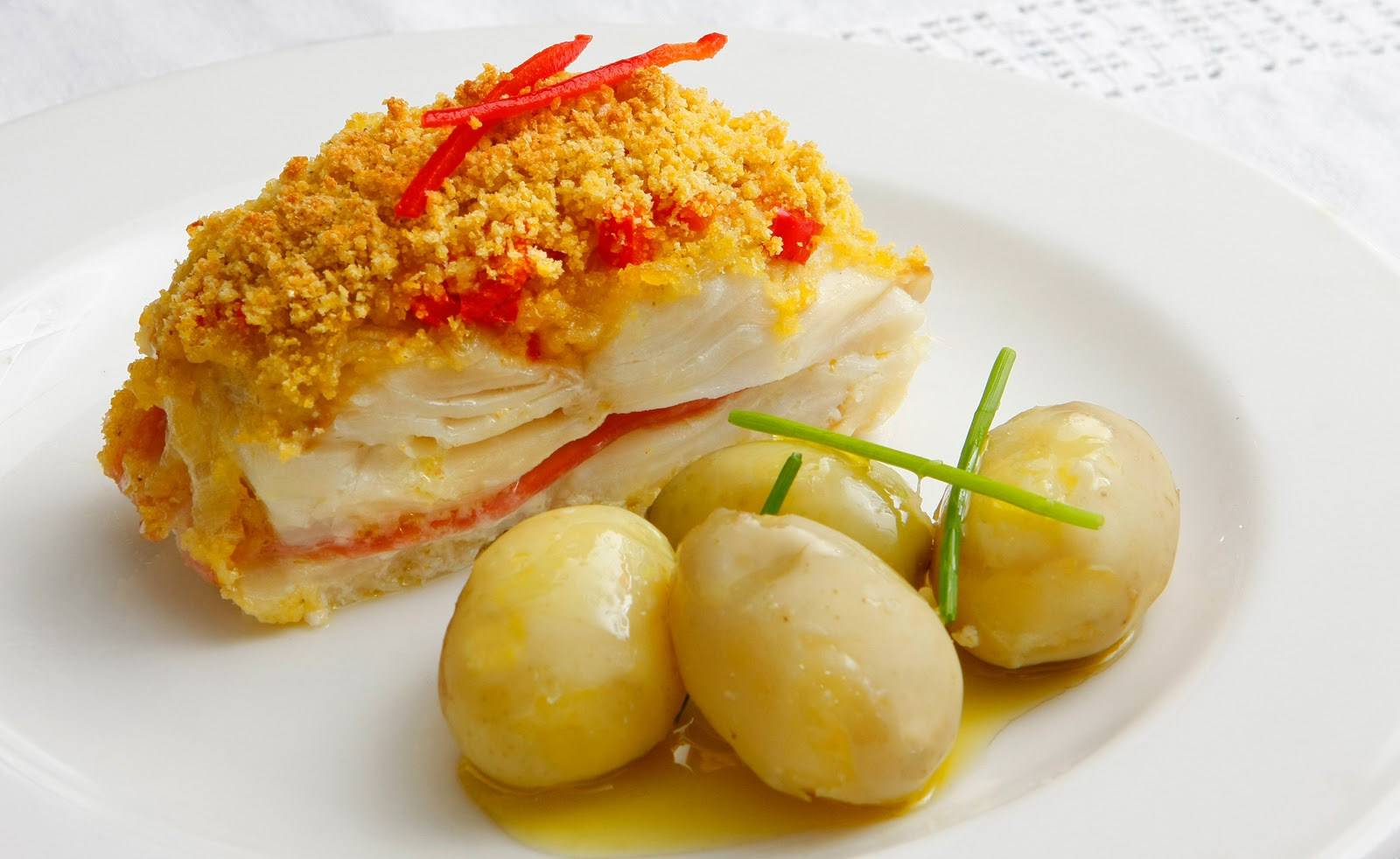O bacalhau na dieta 1