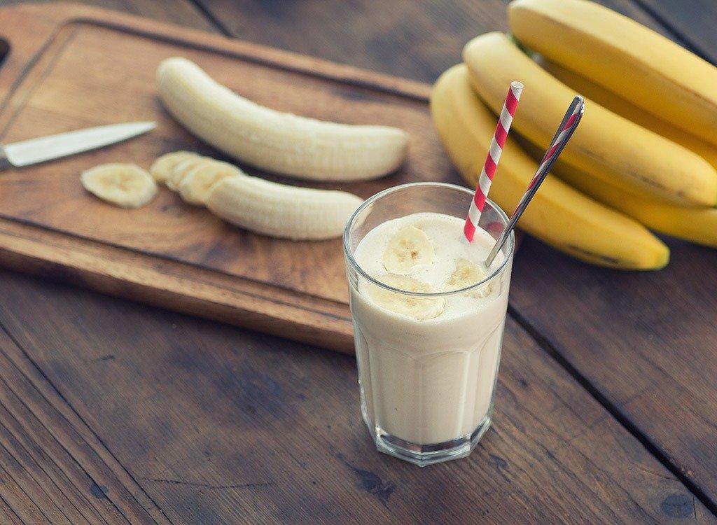 Uma banana por dia não sabe o bem que lhe fazia 2
