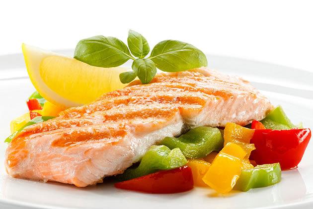 Alimentação colorida