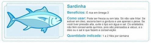 Beneficios da sardinha
