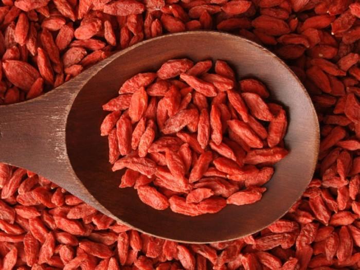 Bagas de Goji - Benefícios para a saude e receitas 1