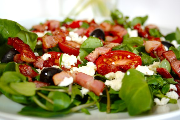 Salada de legumes assados 1