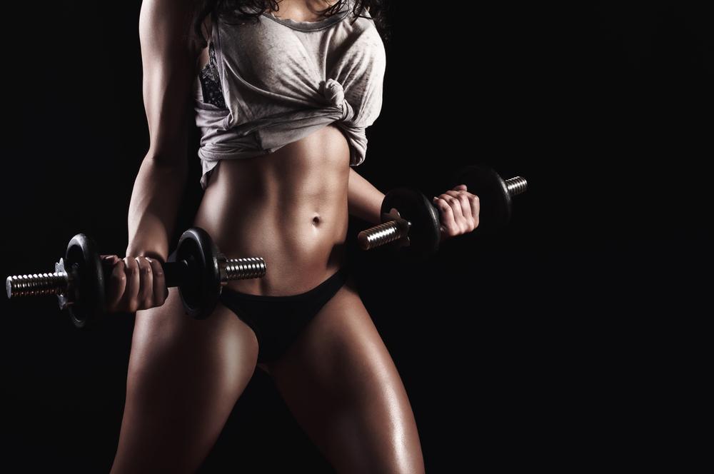 Exercícios para perder a barriga em casa 1
