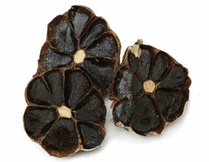 Benefícios do alho negro 1