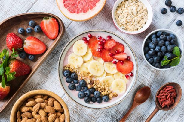 Importância da fruta ao pequeno-almoço 3