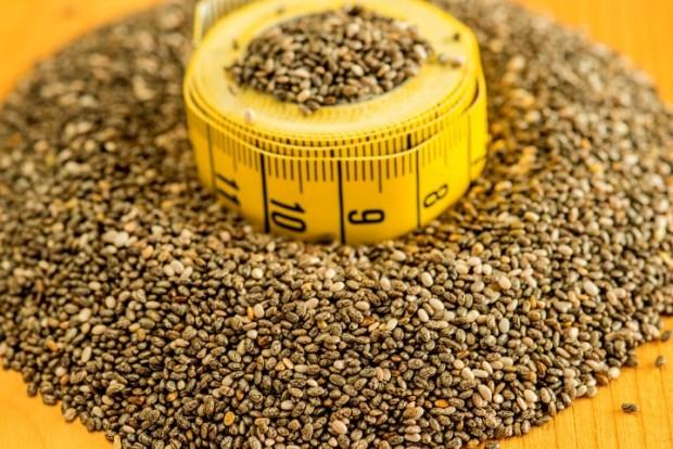 semente de chia para emagrecer