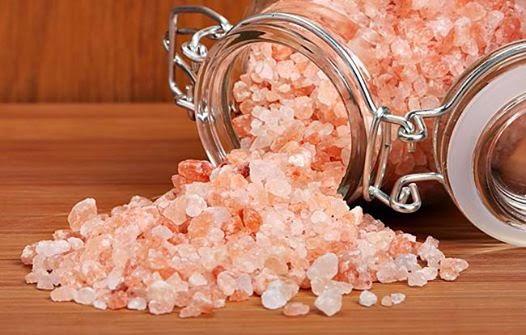 Benefícios do Sal Rosa do Himalaia para a sua saúde 1