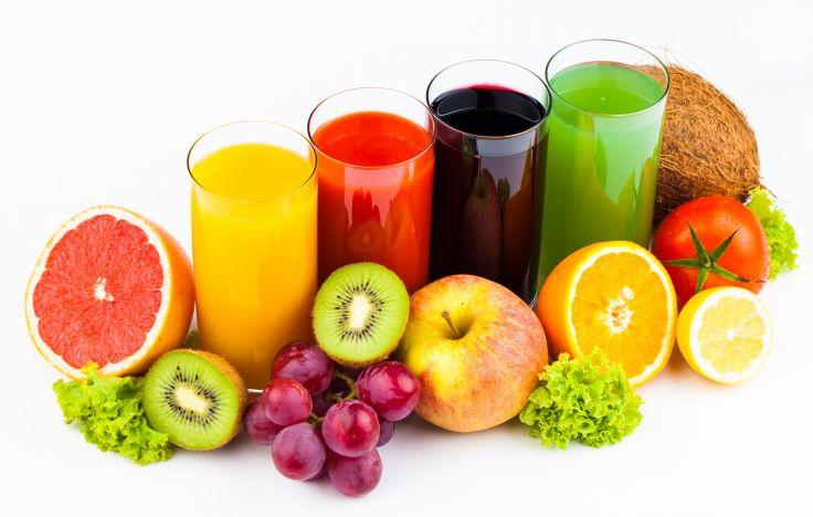 Sumos de Fruta e o Emagrecimento 1