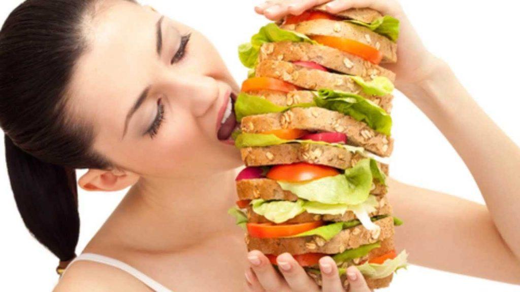 vícios alimentares