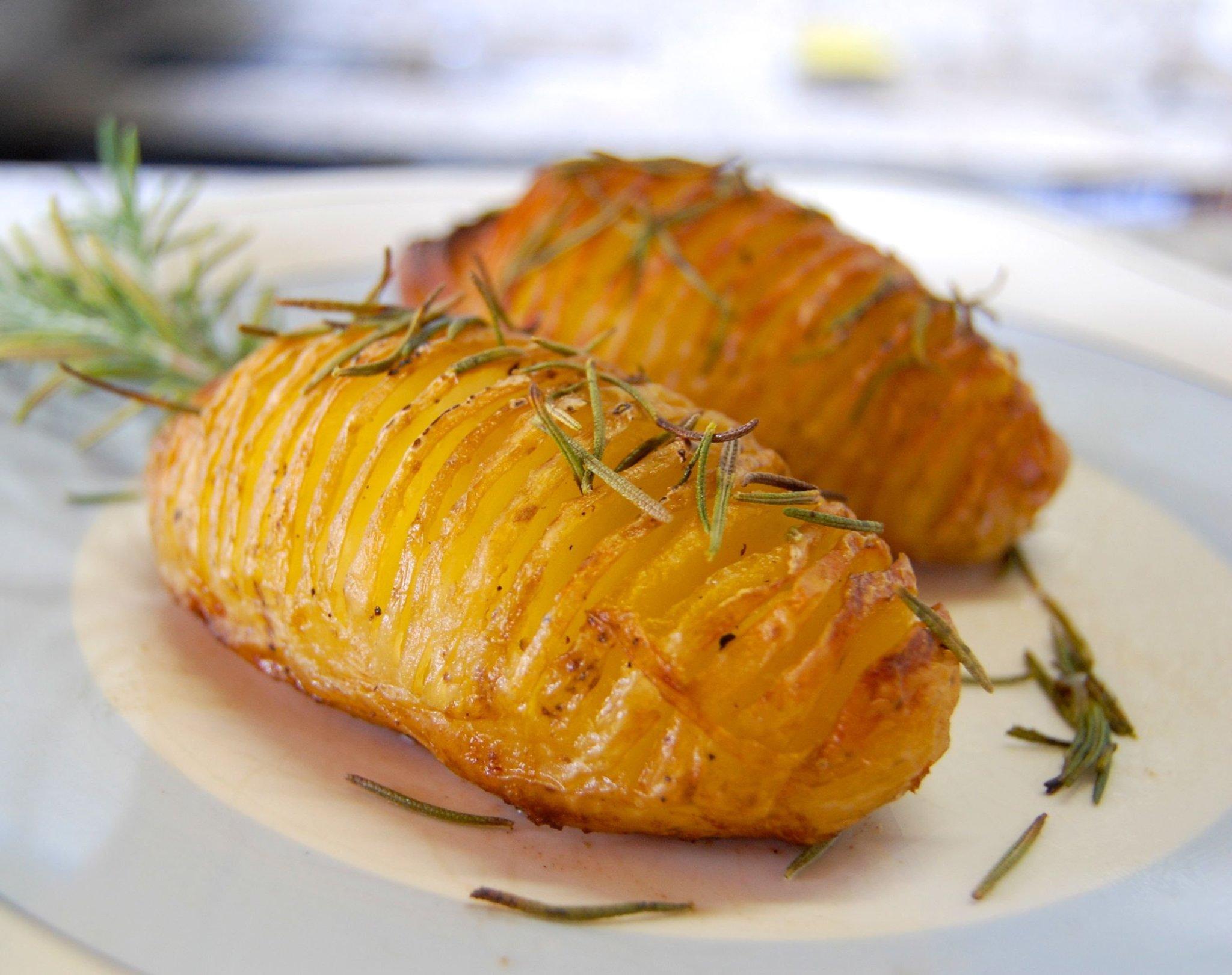 Batata-doce assada no forno 1