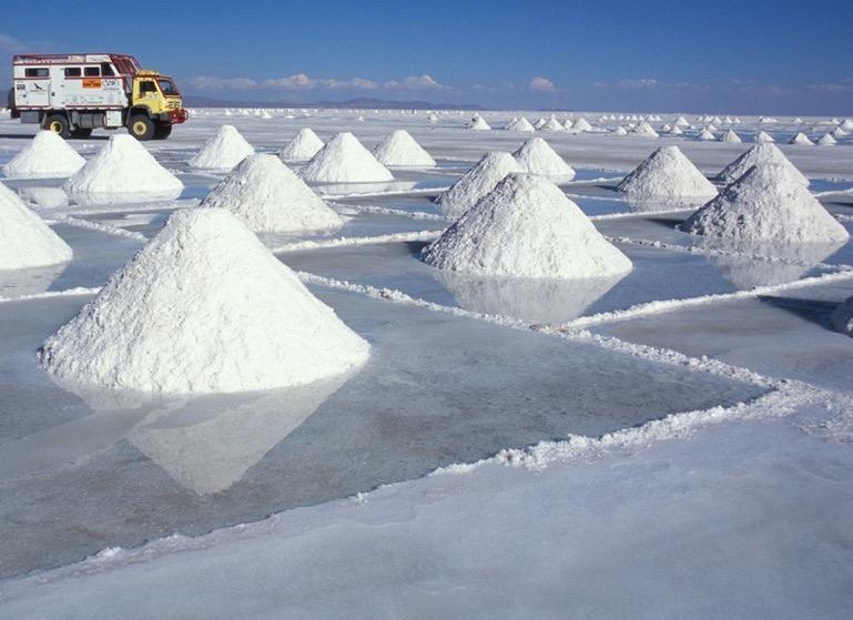 Os Perigos do Sal Refinado