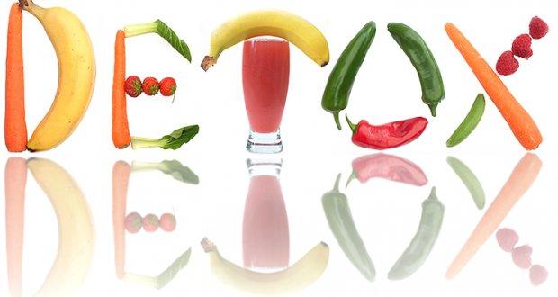 Dieta detox para desintoxicar o organismo