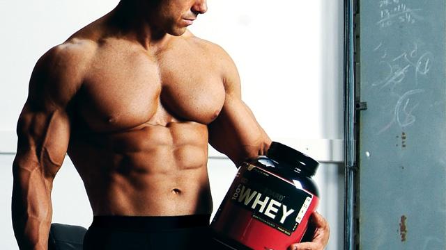 Whey proteina
