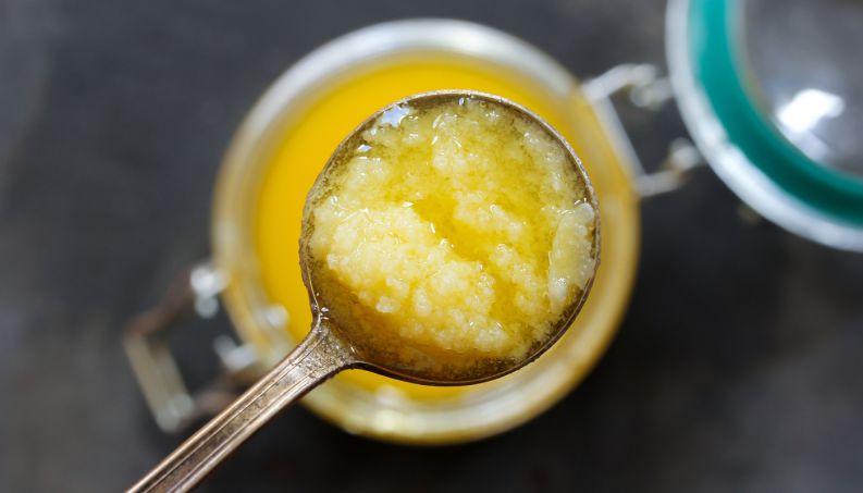 Manteiga Ghee como fazer 1
