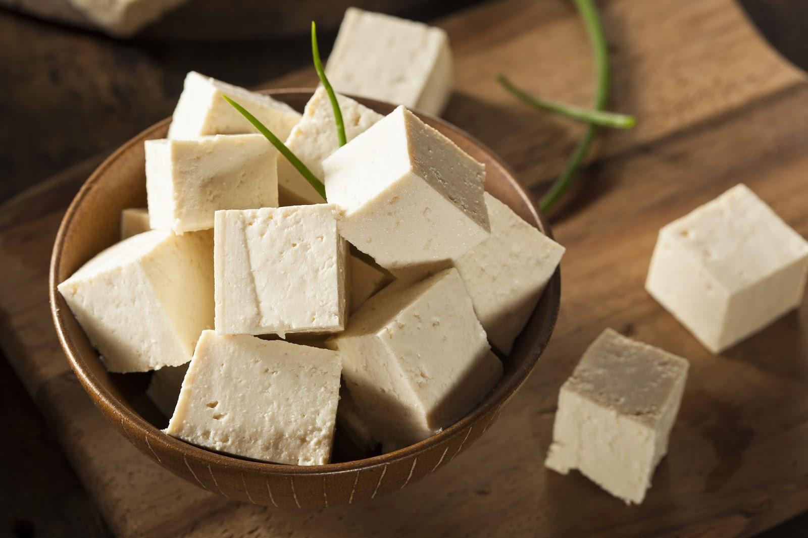 Tofu saudável substituto da carne 1