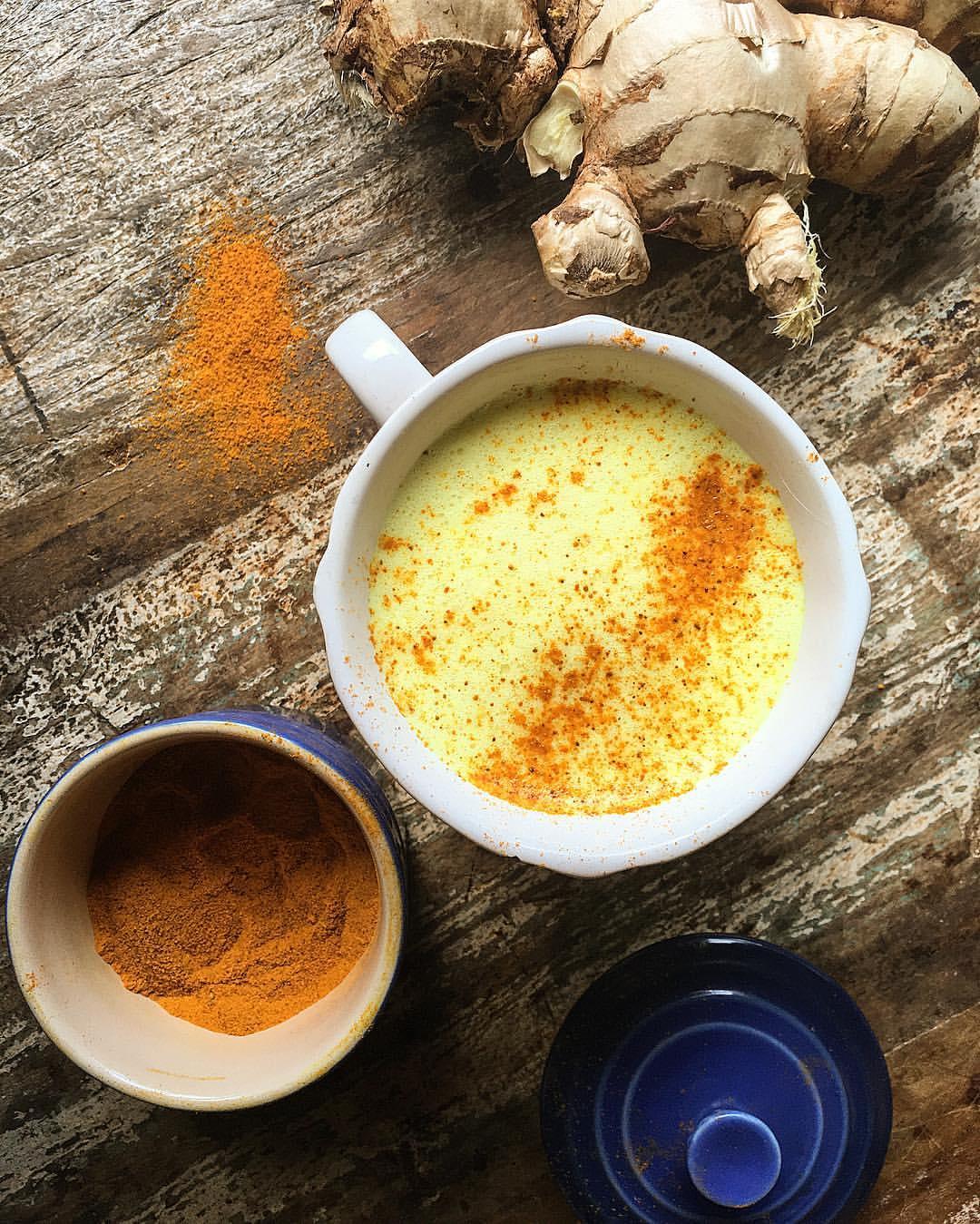 Golden Milk (Leite Dourado) 1