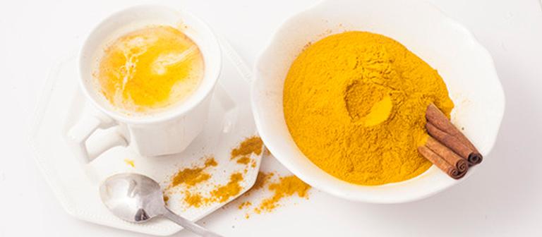 Golden Milk (Leite Dourado) foto