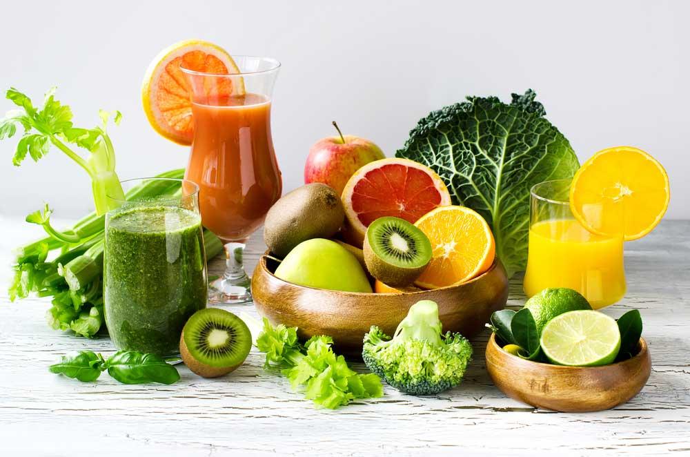 Dieta detox - desintoxique o corpo depois das férias 1