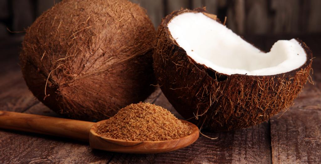 Açúcar de coco - uma alternativa saudável