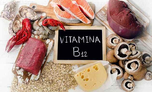 Alimentos ricos em vitamina B12 a incluir na alimentação 1