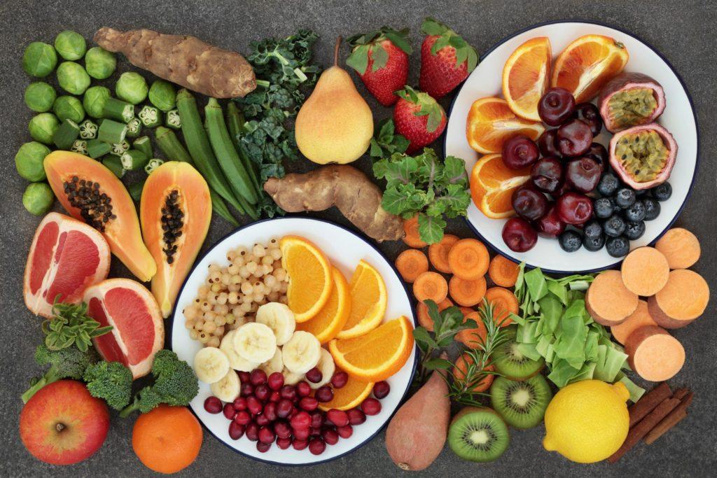 Como reforçar sistema imunitário no Outono com a alimentação 1