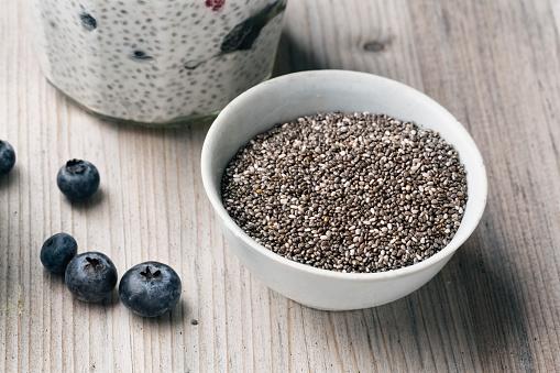 Aposte na semente de chia para emagrecer 2
