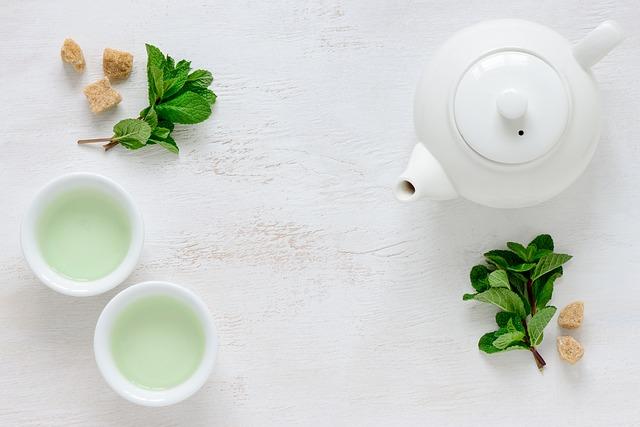 Os benefícios para a saúde do Chá verde 1