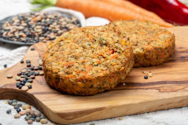 Hambúrguer de Quinoa 2