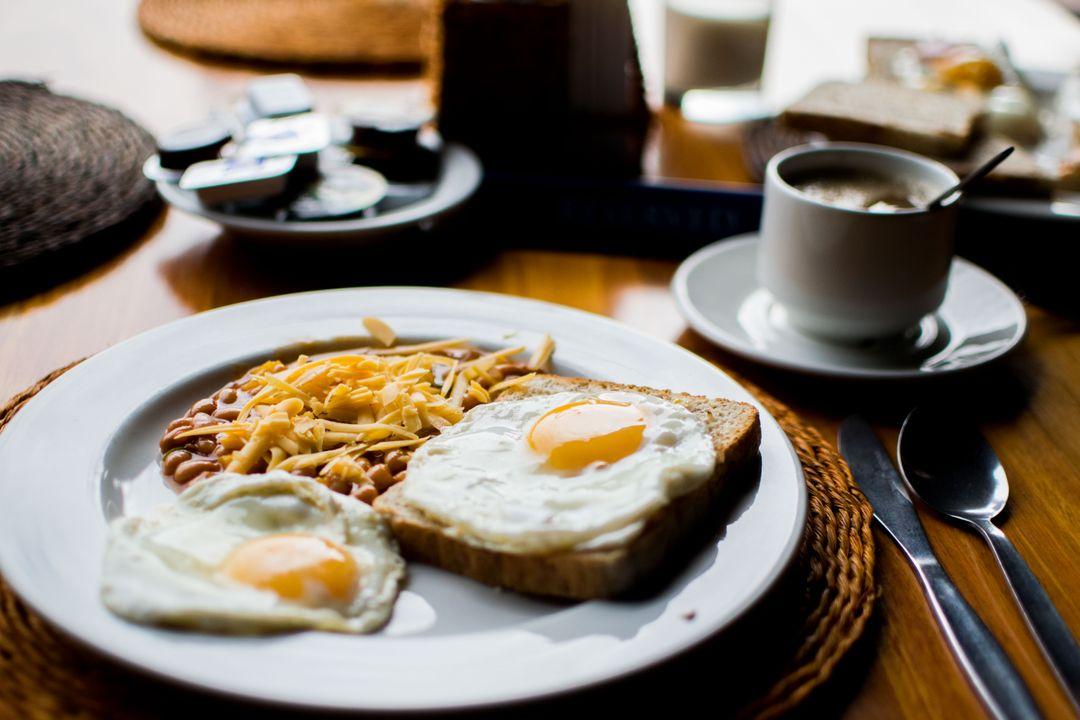 Quantos ovos podemos comer por dia? 5