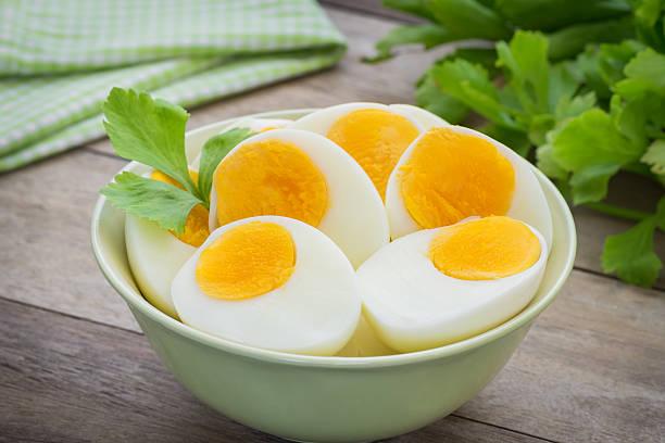 Quantos ovos podemos comer por dia? 4