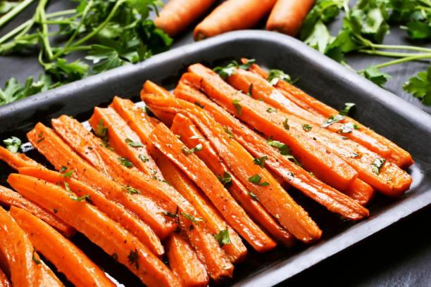 5 Benefícios da cenoura para a saúde 5